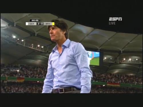 Joachim Löw – Germany v Brazil 29