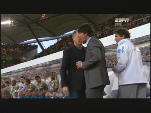 Joachim Löw – Germany v Brazil 47