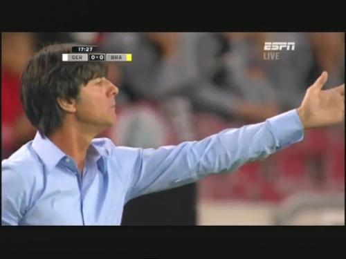 Joachim Löw – Germany v Brazil 5