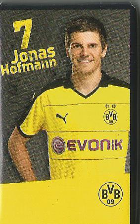 Jonas Hofmann - Dortmund advent calendar