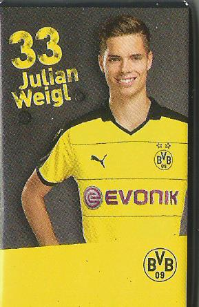Julian Weigel - Dortmund advent calendar