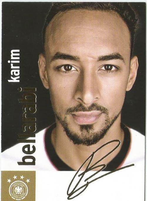 Karim Bellarabi - DFB card 2015-16 1