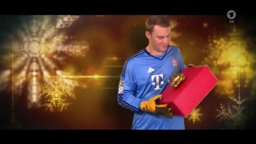 Manuel Neuer - Christmas 1