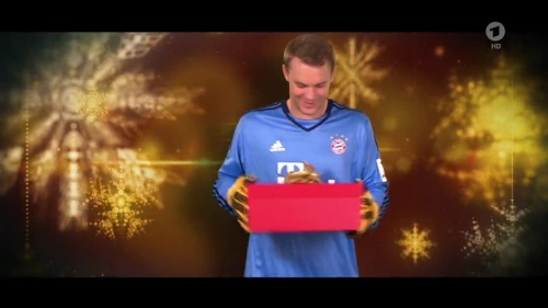 Manuel Neuer - Christmas 2