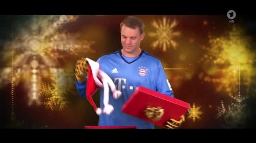Manuel Neuer - Christmas 4