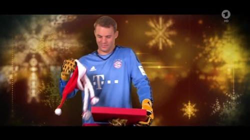 Manuel Neuer - Christmas 5