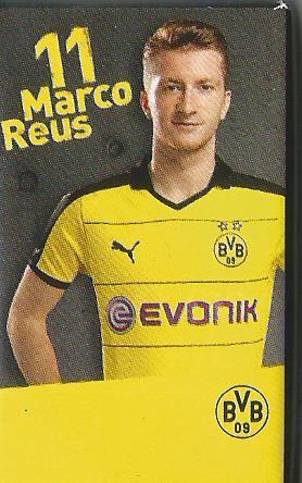 Marco Reus - Dortmund advent calendar