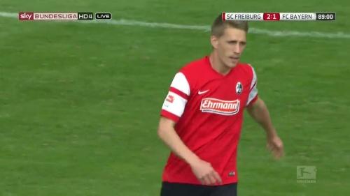 Nils Petersen – SC Freiburg v FC Bayern München 11