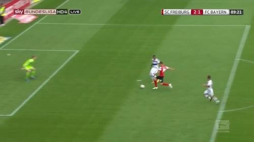 Nils Petersen – SC Freiburg v FC Bayern München 13