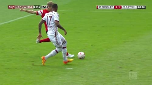 Nils Petersen – SC Freiburg v FC Bayern München 16