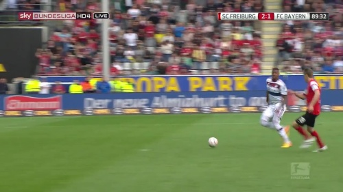 Nils Petersen – SC Freiburg v FC Bayern München 18