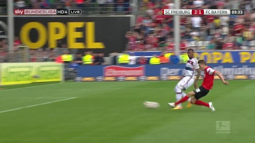 Nils Petersen – SC Freiburg v FC Bayern München 19