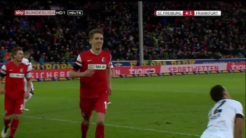 Nils Petersen - SC Freiburg v Eintracht Frankfurt 10