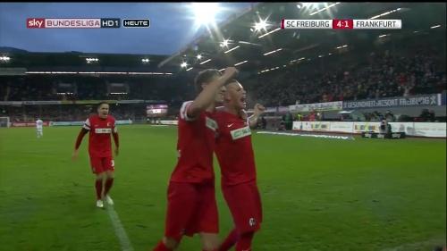 Nils Petersen - SC Freiburg v Eintracht Frankfurt 11