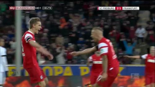 Nils Petersen - SC Freiburg v Eintracht Frankfurt 2