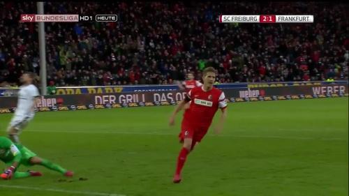 Nils Petersen - SC Freiburg v Eintracht Frankfurt 3