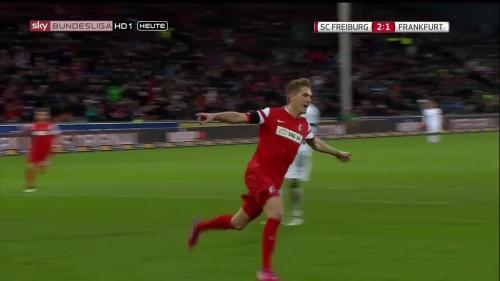 Nils Petersen - SC Freiburg v Eintracht Frankfurt 4