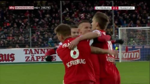 Nils Petersen - SC Freiburg v Eintracht Frankfurt 5