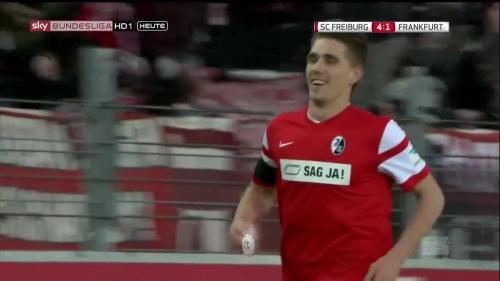 Nils Petersen - SC Freiburg v Eintracht Frankfurt 8