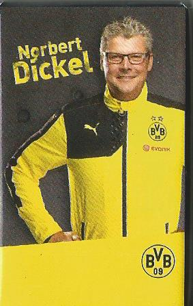 Norbert Dickel - Dortmund advent calendar