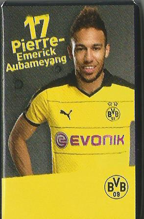 Pierre-Emerick Aubameyang - Dortmund advent calendar