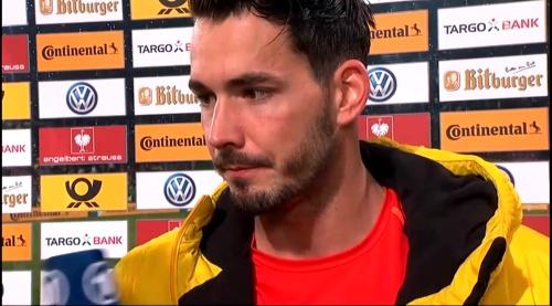 Roman Bürki - Augsburg v Dortmund - DFB Pokal 5