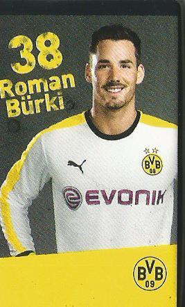 Roman Bürki – Dortmund advent calendar