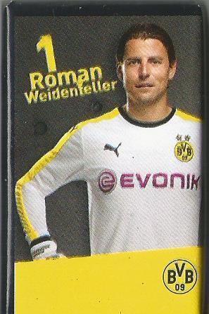 Roman Weidenfeller - Dortmund advent calendar