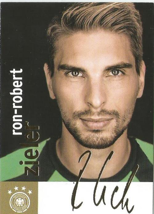 Ron-Robert Zieler - DFB 2015-16 card 1