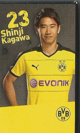 Shinji Kagawa - Dortmund advent calendar