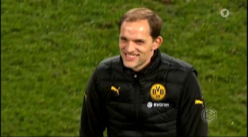 Thomas Tuchel - Augsburg v Dortmund - DFB Pokal 1