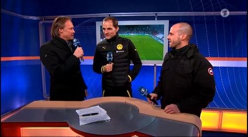 Thomas Tuchel - Augsburg v Dortmund - DFB Pokal 2