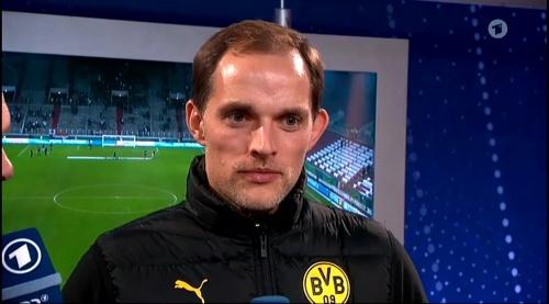 Thomas Tuchel - Augsburg v Dortmund - DFB Pokal 3