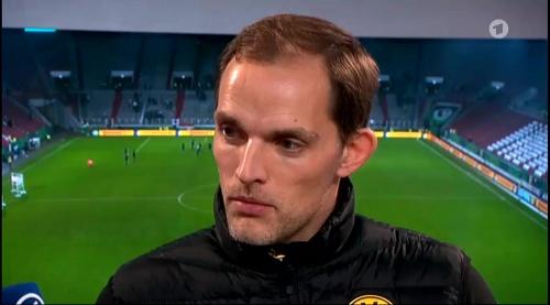Thomas Tuchel - Augsburg v Dortmund - DFB Pokal 5