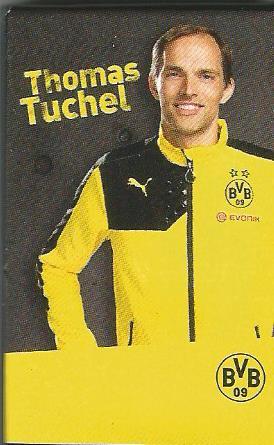 Thomas Tuchel - Dortmund advent calendar