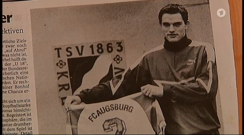 Young Thomas Tuchel picture