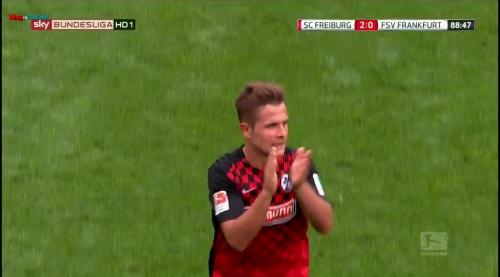 Amir Abrashi - SC Freiburg v FSV Frankfurt 5