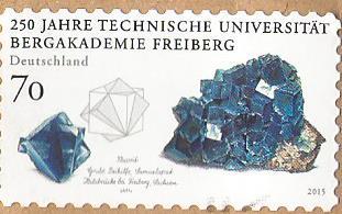 Freiberg stamp