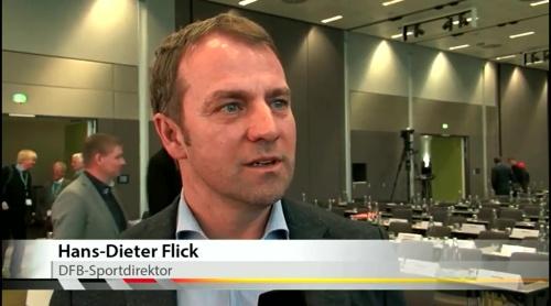 Hansi Flick - DFB-Wissenschaftskongress 4