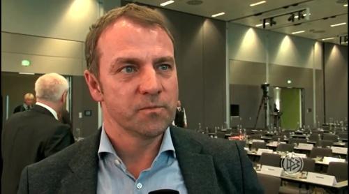 Hansi Flick - DFB-Wissenschaftskongress 6