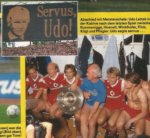 Hansi Flick – Bayern clipping 1
