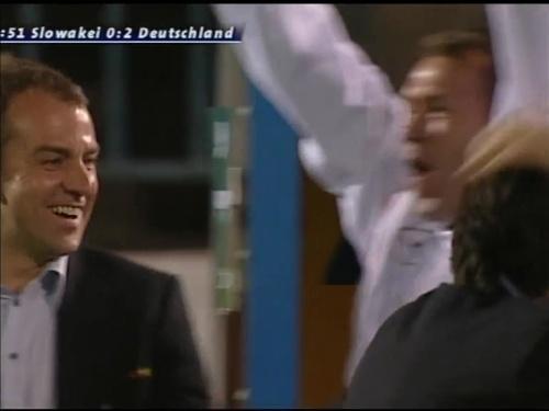 Hansi Flick – Slovakia v Germany 1
