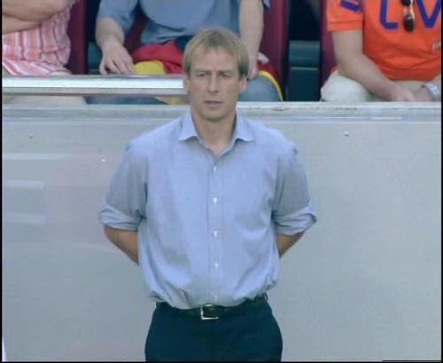 Jürgen Klinsmann – Germany v Tunisia 10