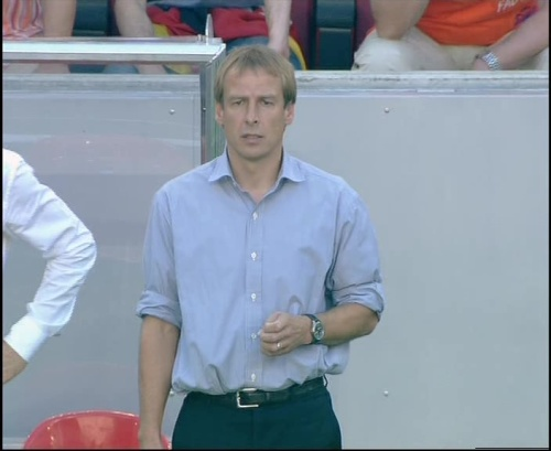 Jürgen Klinsmann – Germany v Tunisia 11