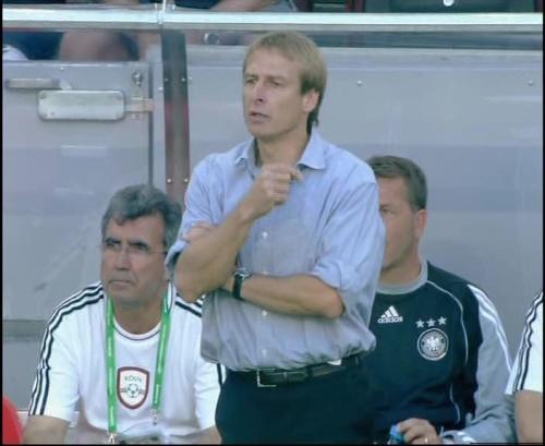 Jürgen Klinsmann – Germany v Tunisia 13