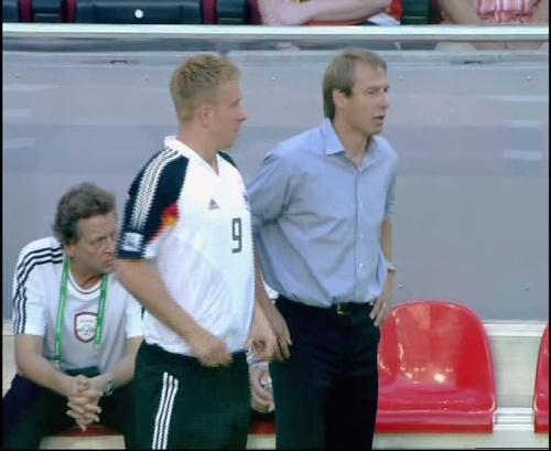 Jürgen Klinsmann – Germany v Tunisia 14
