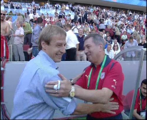 Jürgen Klinsmann – Germany v Tunisia 3