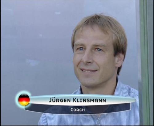 Jürgen Klinsmann – Germany v Tunisia 5