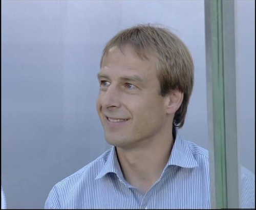 Jürgen Klinsmann – Germany v Tunisia 6