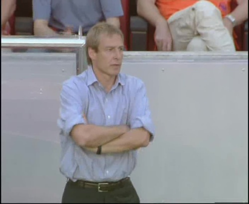 Jürgen Klinsmann – Germany v Tunisia 7